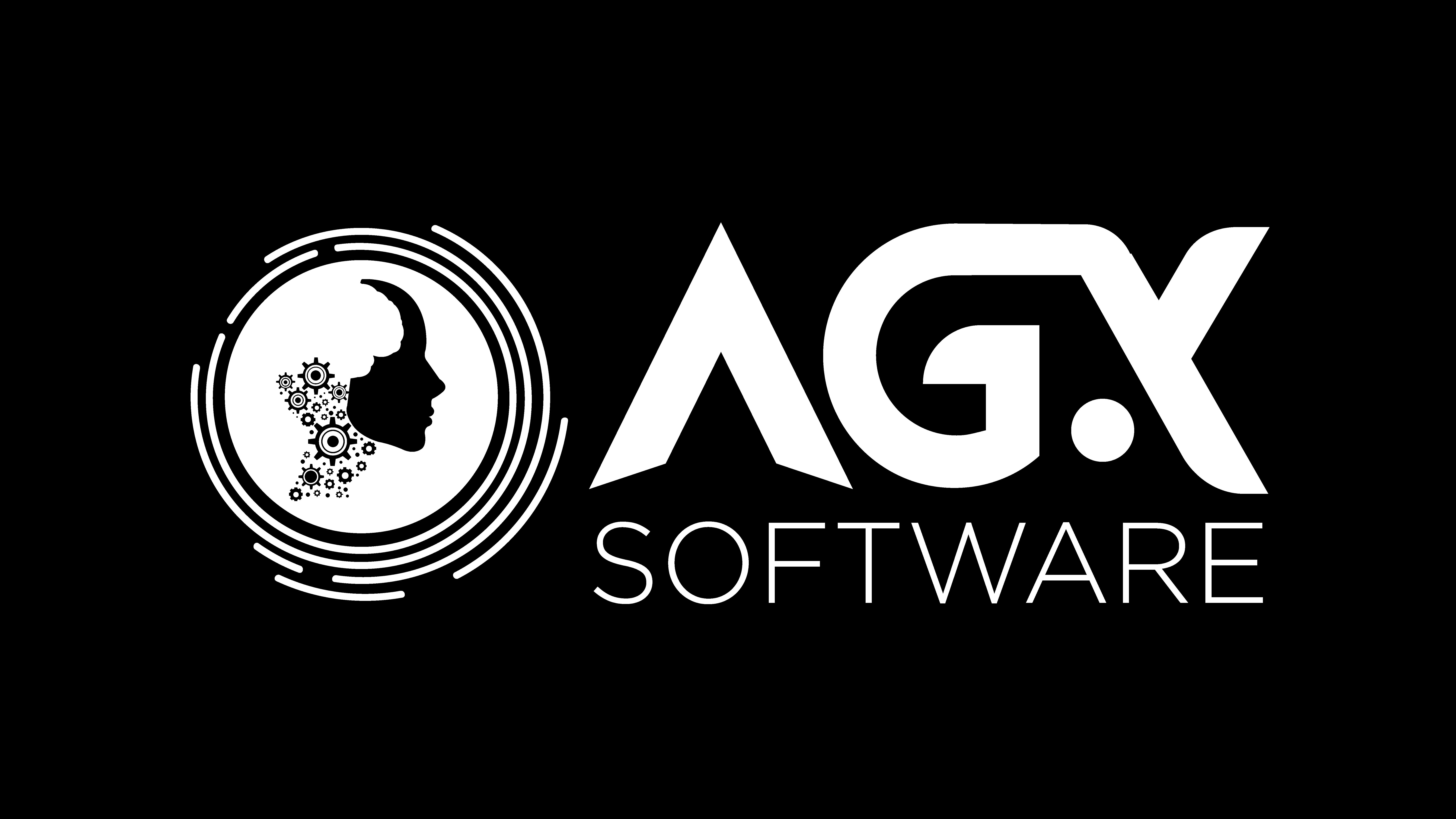 Logo da AGX Software